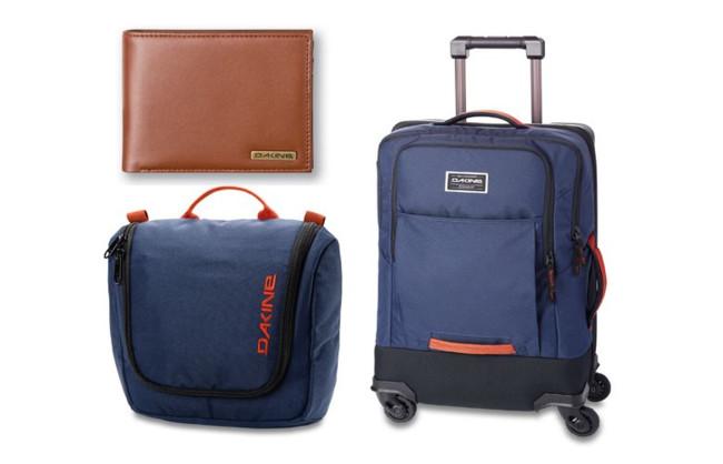 Travel Kit von Dakine im Wert von je Fr. 297.- zu gewinnen