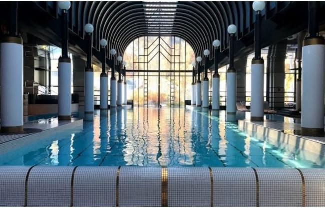 Auszeit im Victoria Jungfrau Grand Hotel & Spa