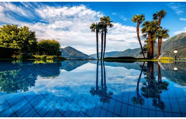 Gourmet-Verwöhn-Wochenende im 5* Luxushotel Eden Roc in Ascona gewinnen