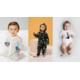 Gewinne die Babykleidung aus zertifizierten Materialien