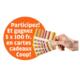 Gewinnen Sie mit dem Kreuzworträtsel eine von 5 Geschenkkarten im Wert von je 100 Franken