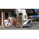 Gewinnen Sie ein Thömus-Fahrrad inklusive Kinderanhänger sowie Migros-Einkaufsgutscheine