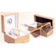 Gewinnen Sie eine Bambus-Sonnenbrille und eine elegante Holzuhr