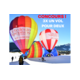 Flug im Heissluftballon zu gewinnen