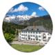Privatführung den Schweizer Nationalpark zu gewinnen