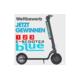 Gewinnen Sie einen neuen 123 E-Scooter Blue