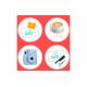 Gewinnen Sie 1 Abonnement 24 cafés, 1 Gutschein von CHF 100.- bei EMER Coiffure, 1 Gutschein von CHF 100.- bei TALLY WEiJL und 1 Fotoapparat