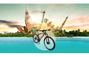 Gewinnen Sie eine Traumreise oder ein Scott Mountainbike