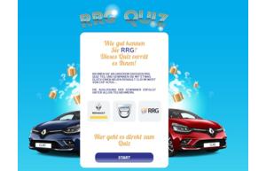 Gewinnen Sie einen neuen Renault CLIO im Wert von CHF 16'700.-