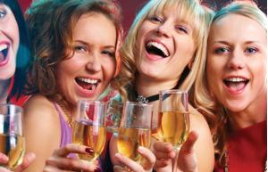 Ladies Night! Für Sie und Ihre 3 besten Freundinnen im Wert von CHF 990.-